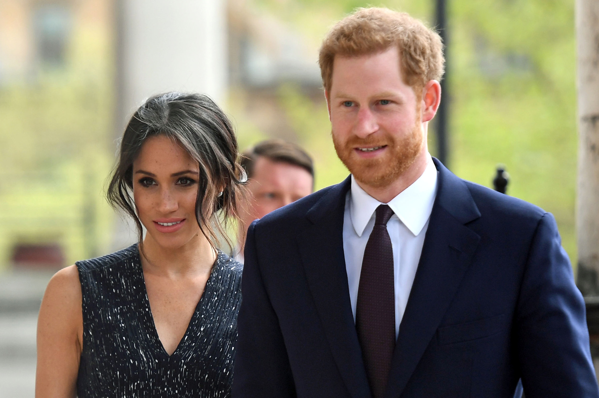 We won't be seeing Prince Harry and Meghan Markle for a while as of today