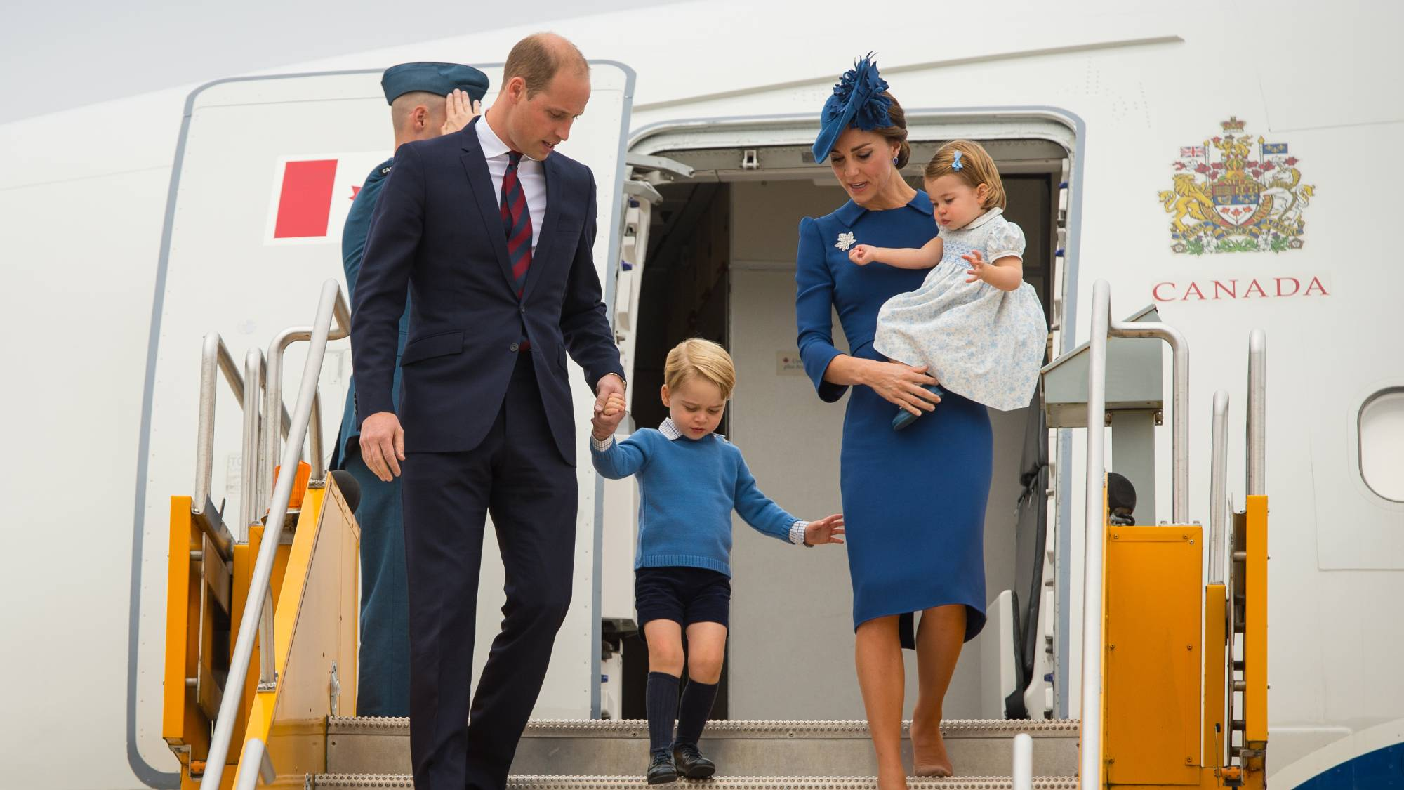 Royal expert claims you're more likely to bump into the royals if you fly budget