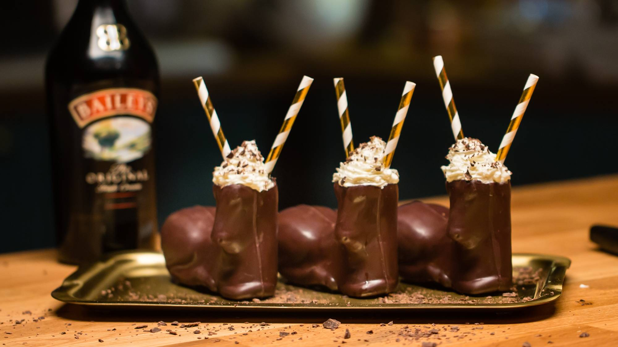 Baileys chocolate reindeer cups are here to sweeten up your festive tipple
