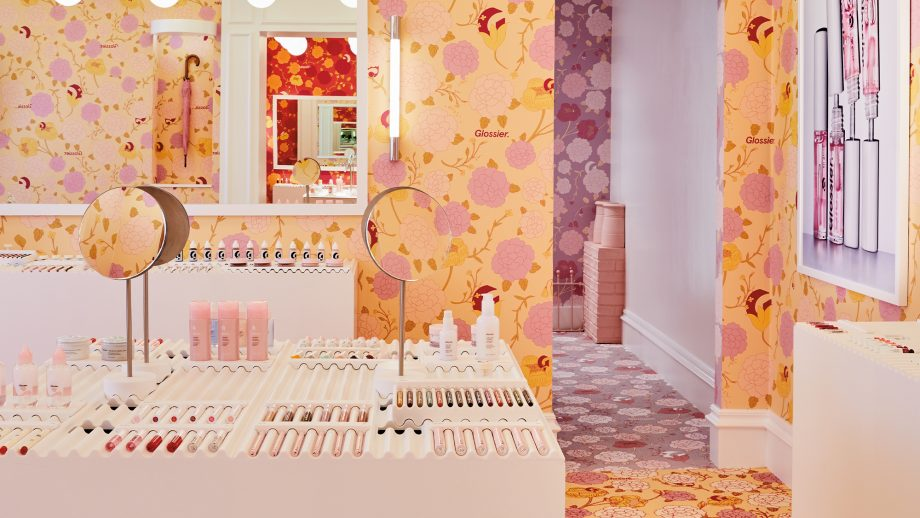 Glossier London Pop-Up Shop
