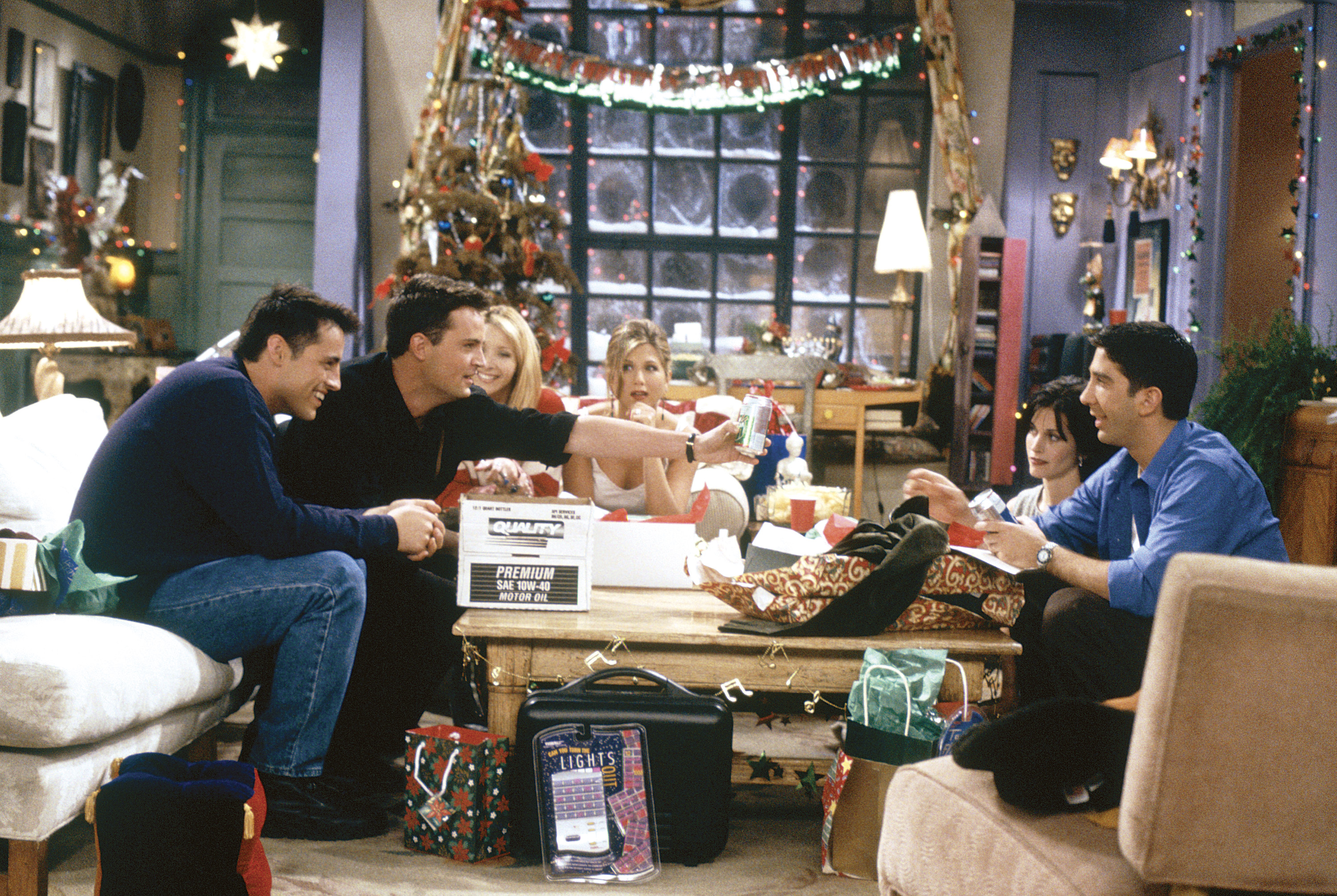 Jennifer Aniston and Matt LeBlanc were very against their most famous Friends storyline