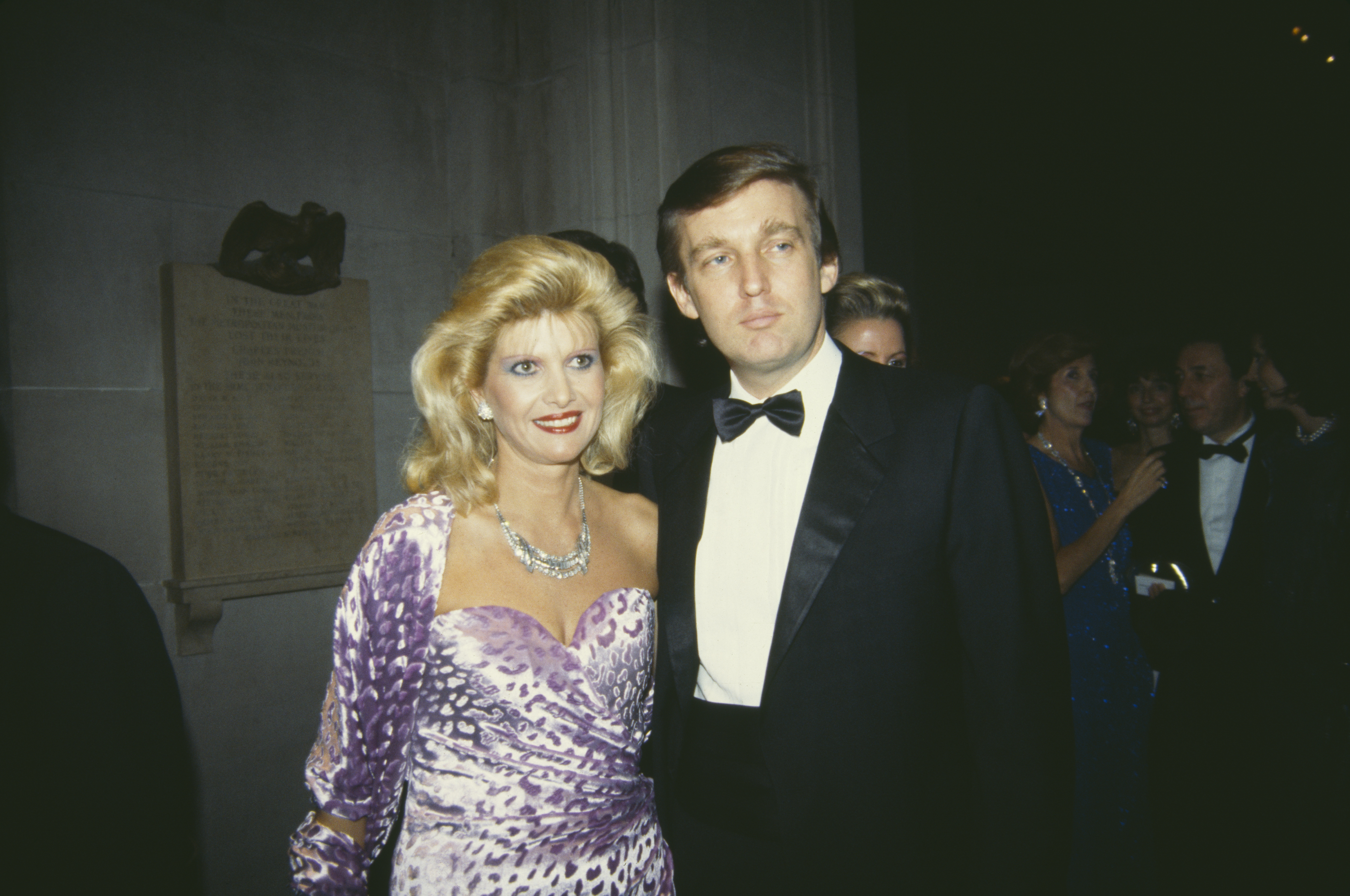 Donald Trump apparently once told his then wife Ivana to 'never look a day over 28'