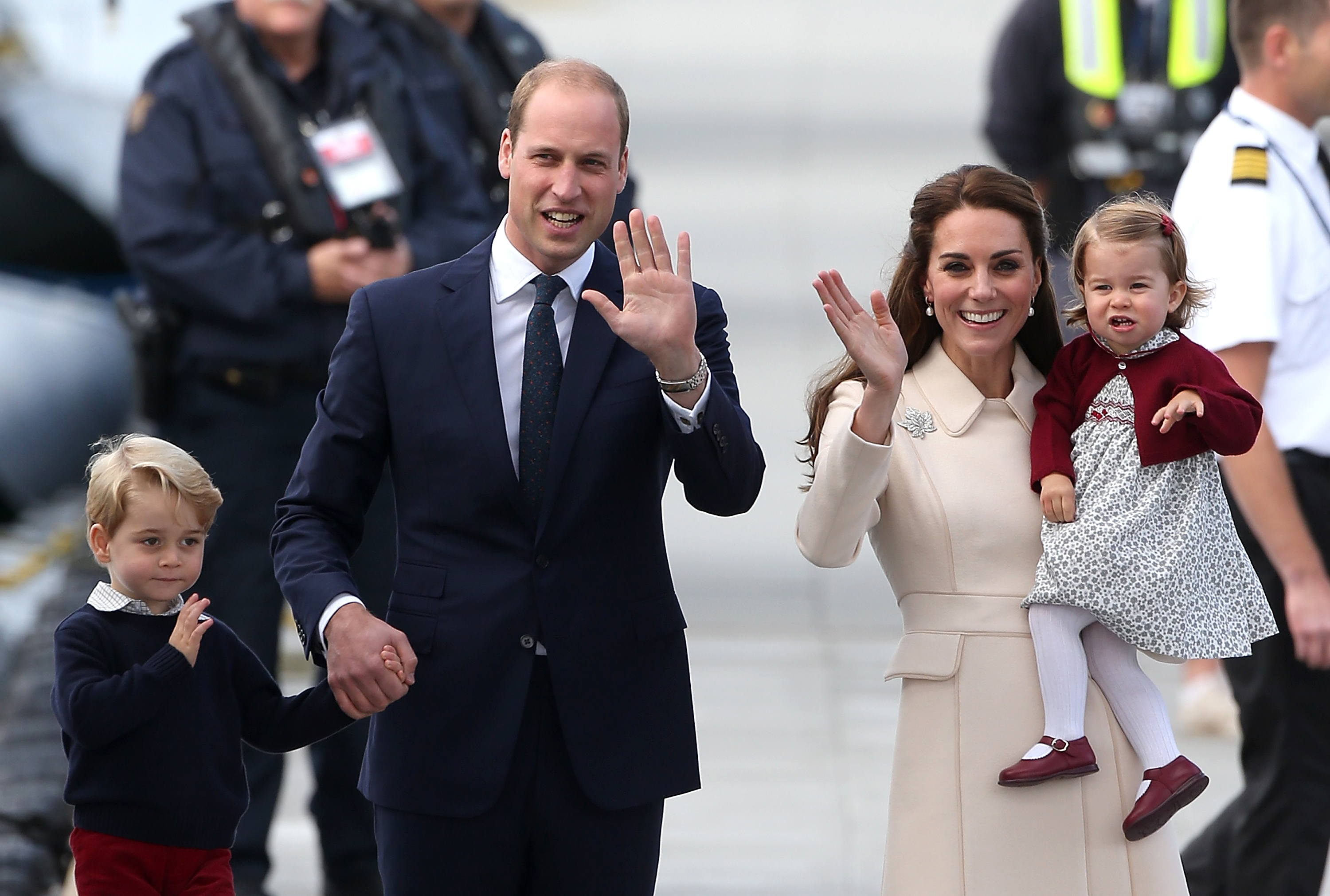 Prince William and Kate Middleton have been teaching their children about homelessness