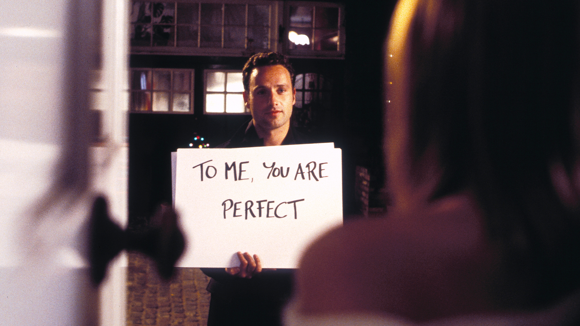 Director Richard Curtis shares the one thing he'd change about Love Actually