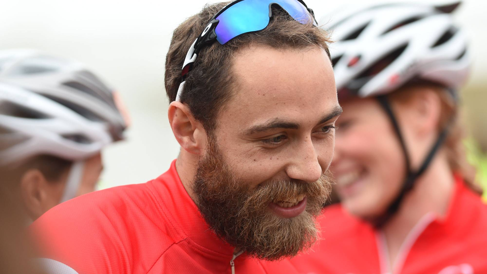 James Middleton opens up about asking for help with depression