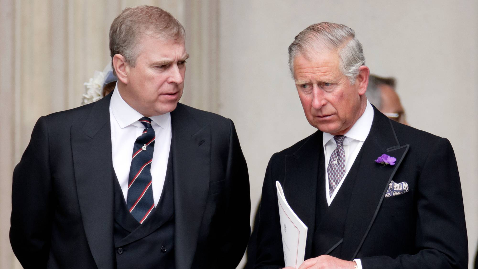 Prince Charles has reportedly told Prince Andrew there is 'no way back'