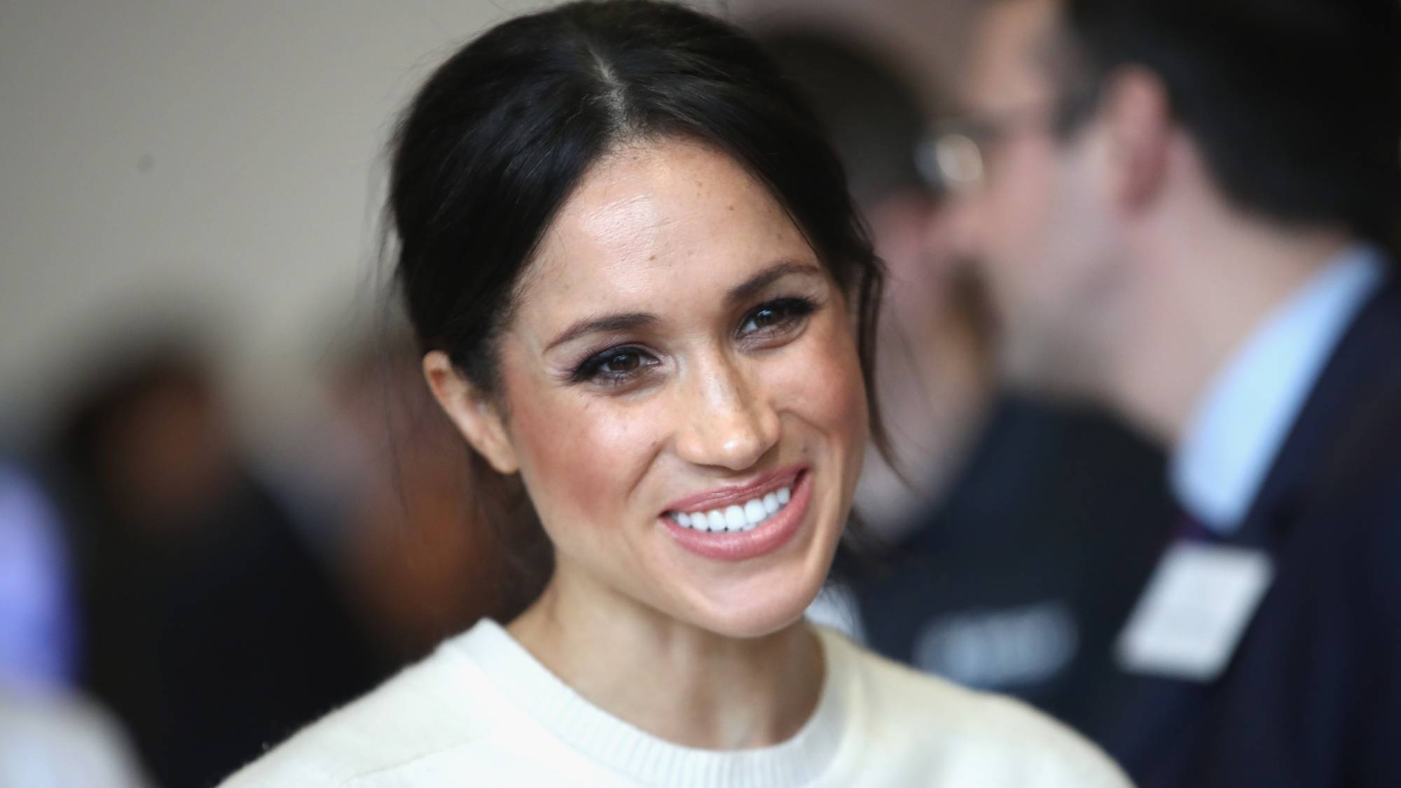 Meghan Markle on the 'rule-breaking' Christmas present she received from her dad