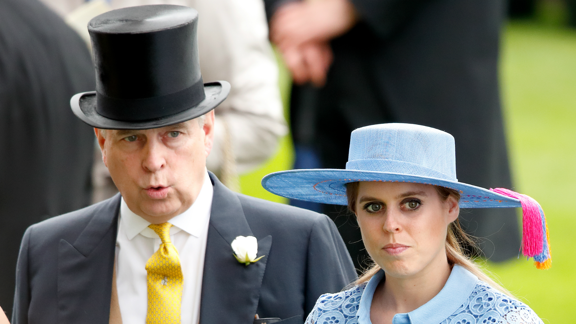 Princess Beatrice has reportedly cancelled her engagement party because of Prince Andrew