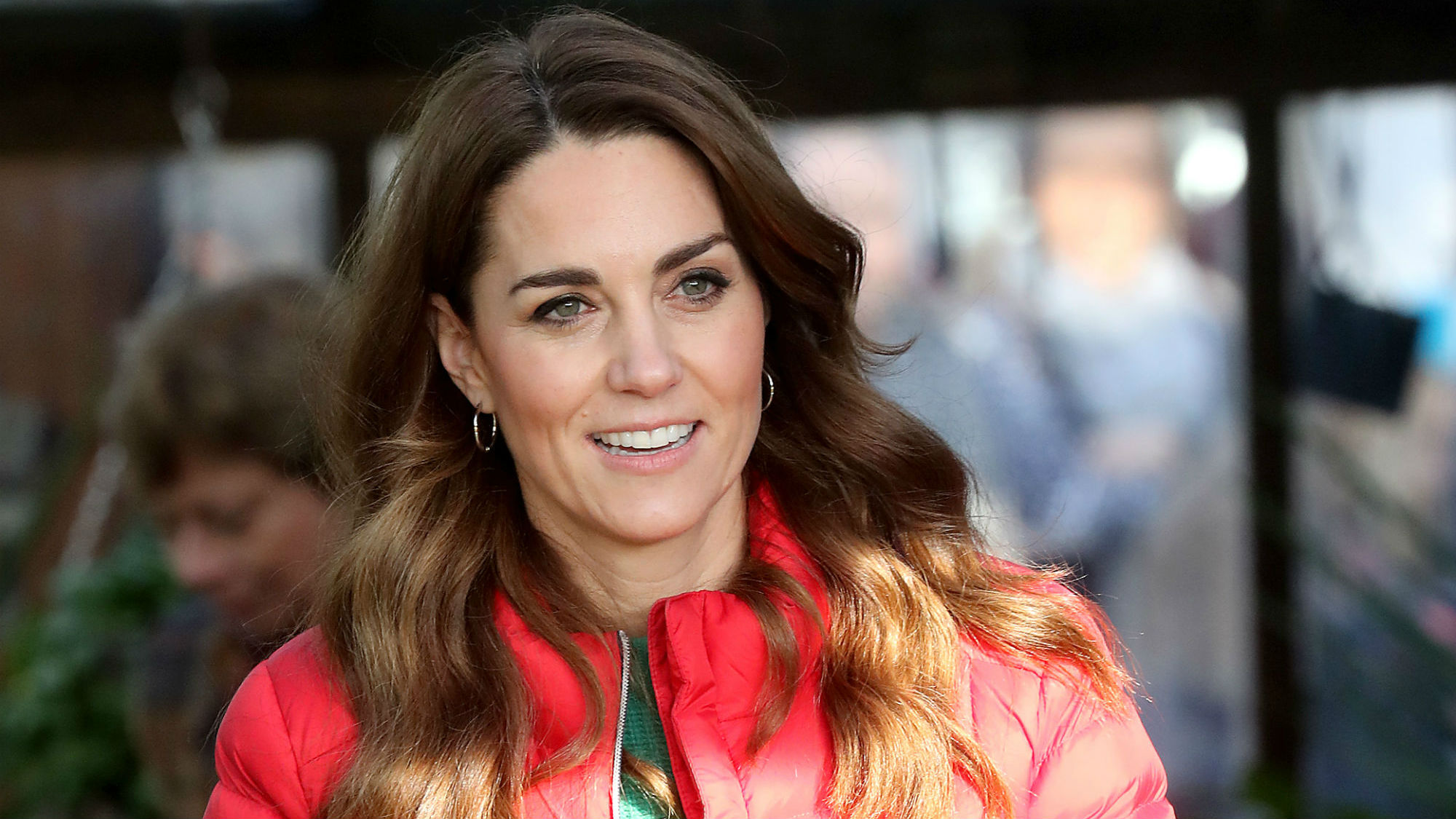 Kate Middleton has been given a patronage, passed down by the Queen