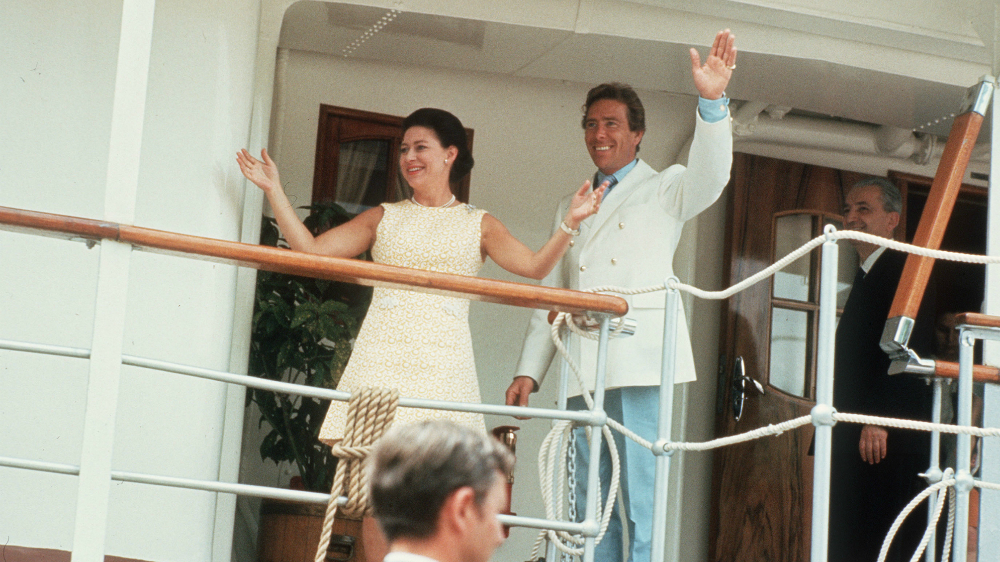 Princess Margaret's outrageous life on Mustique – her very own Love Island