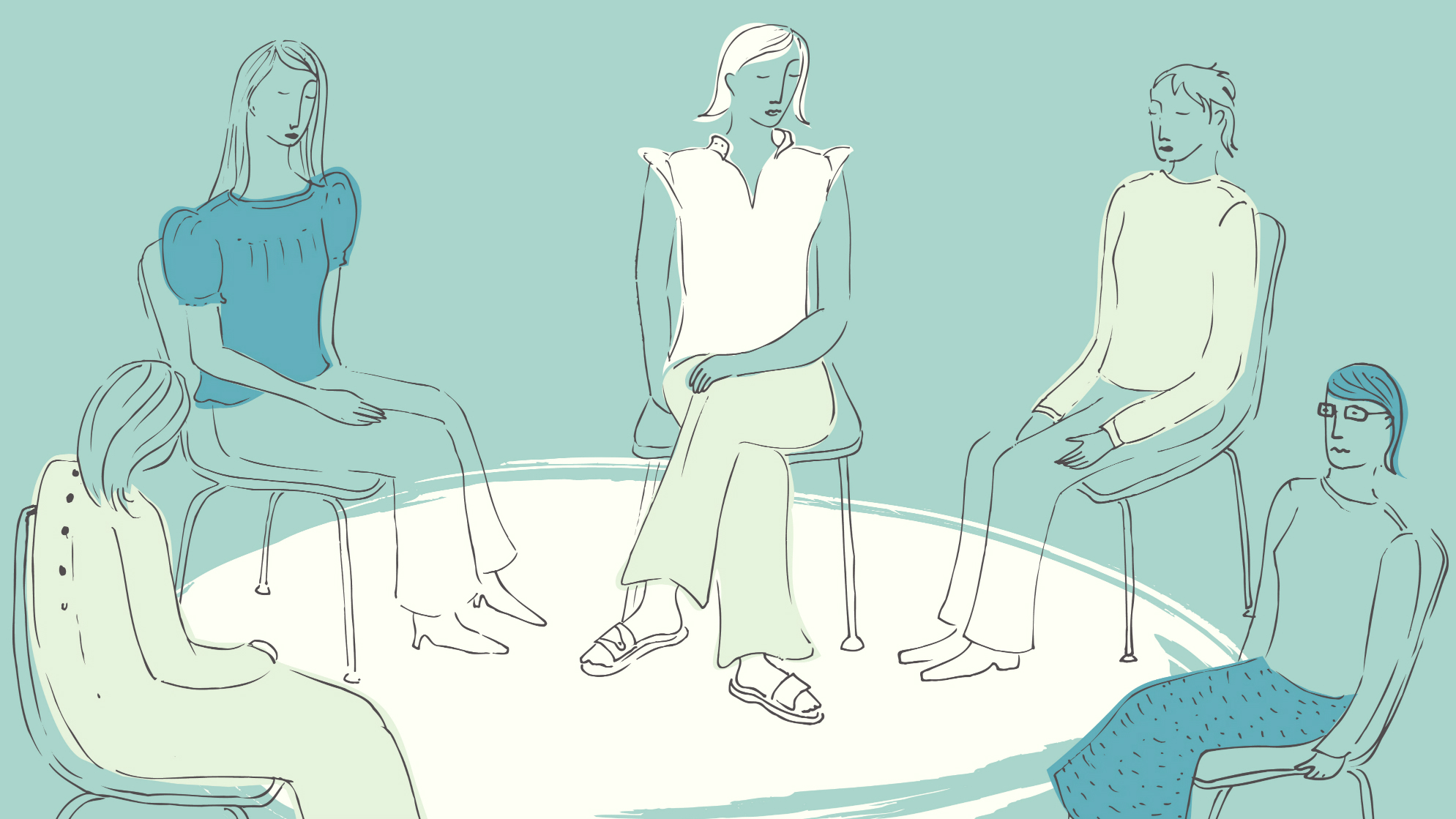 This is what happens to you after a year in therapy