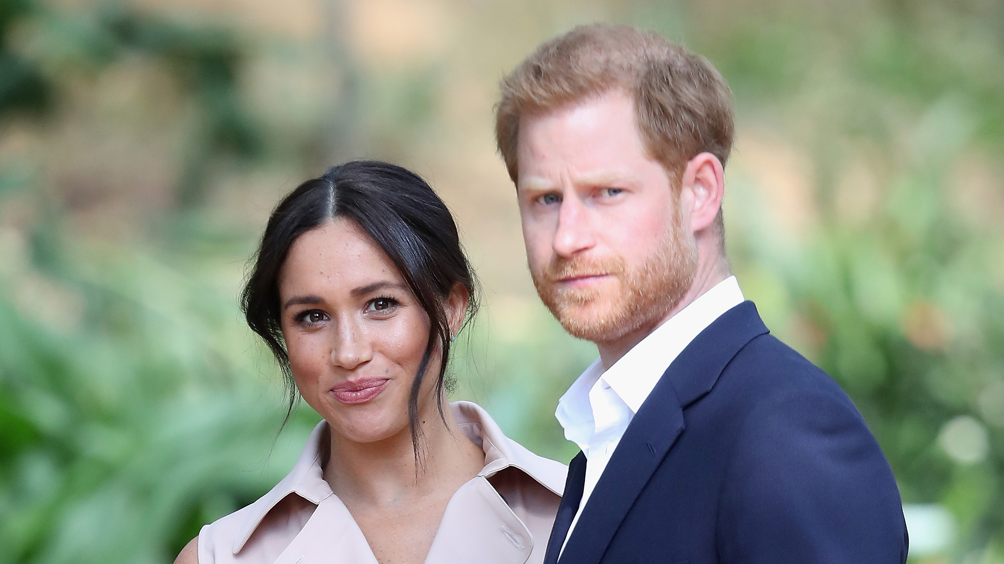 Prince Harry and Meghan Meghan's Sussex Royal trademark plans have been blocked