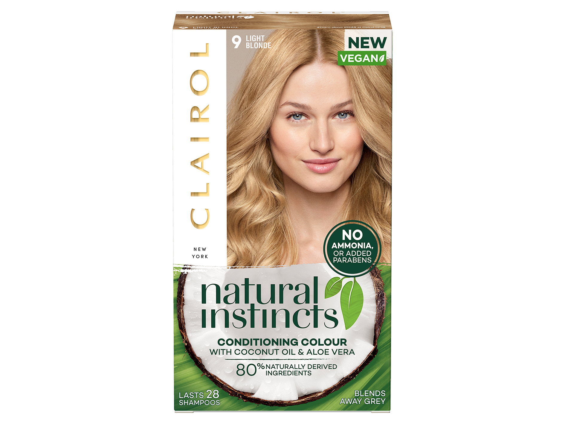 Clairol Natural Instincts Conditioning Colour