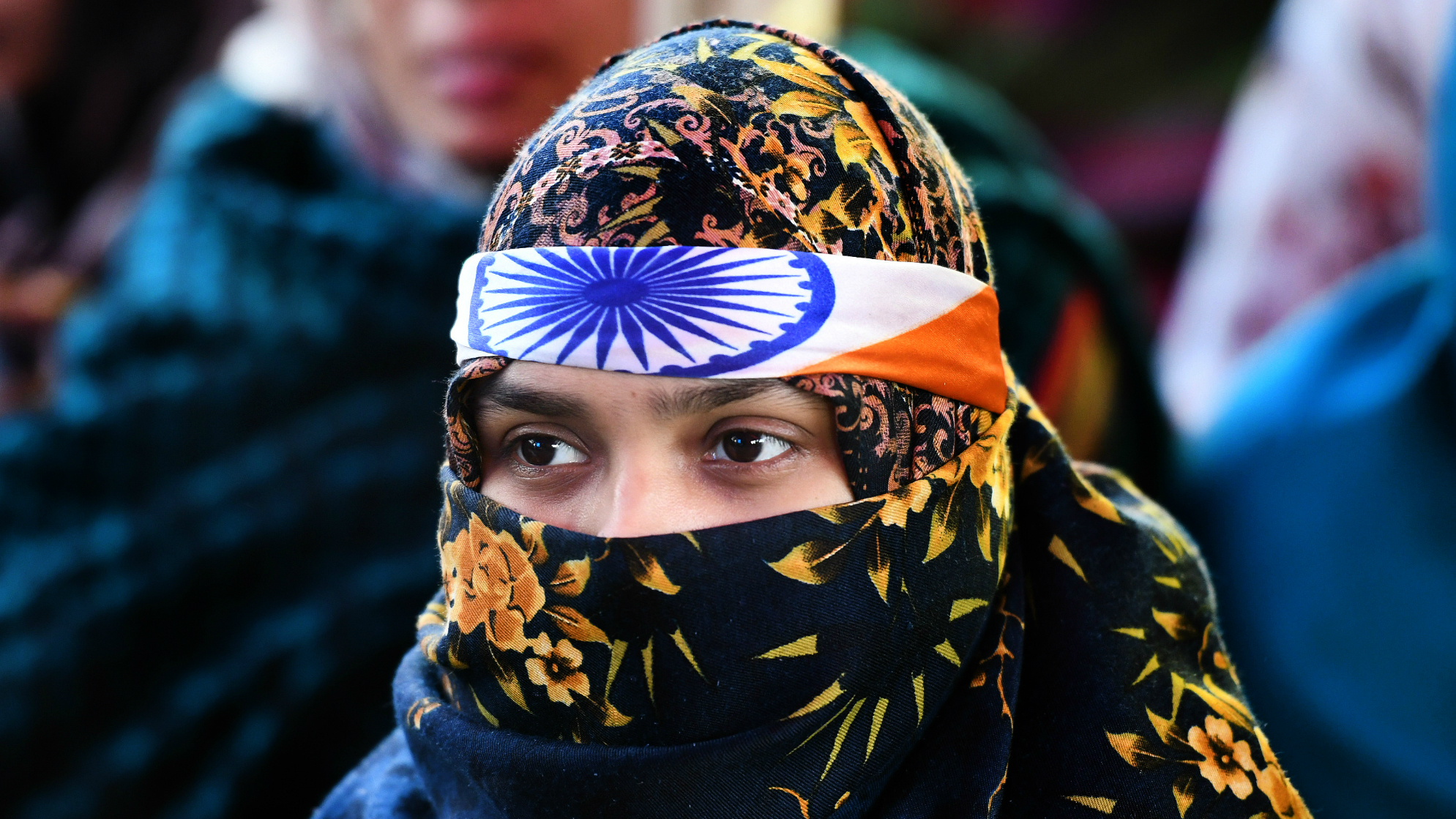 As resistance protests sweep through India, it's women leading the charge