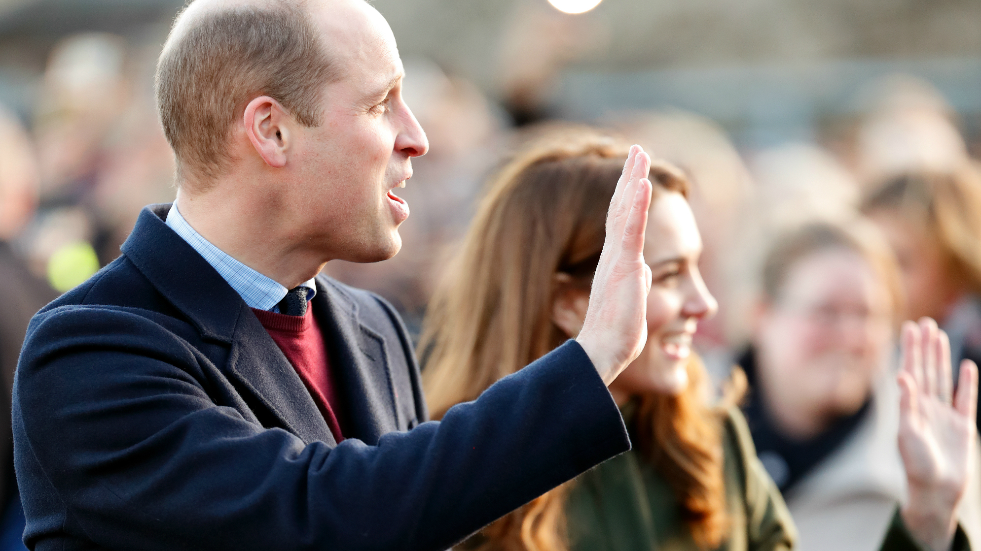 How Prince William And Kate S Marriage Will Take The Strain Of The