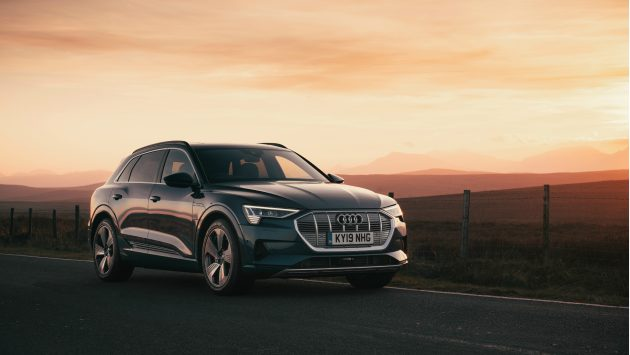 Five things you need to know about the new Audi e-tron | Marie Claire