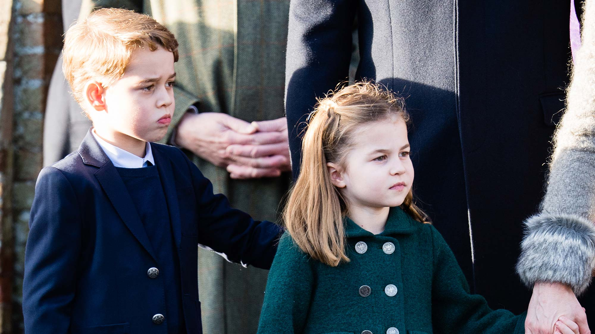 The unusual way Prince George, Princess Charlotte and Prince Louis spent their half term | Marie Claire