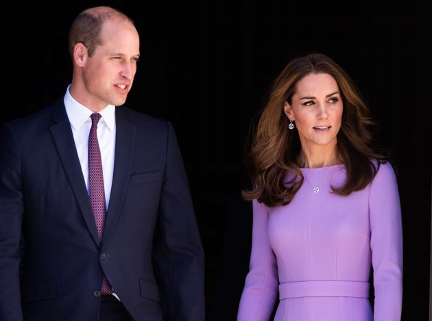Students at Prince George and Princess Charlotte's school are being tested for the coronavirus   Marie Claire