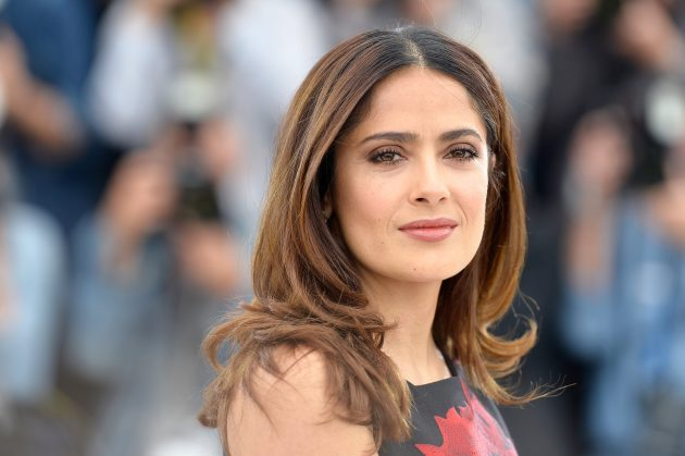 Salma Hayek just shut down body shaming Botox comments in the best way | Marie Claire