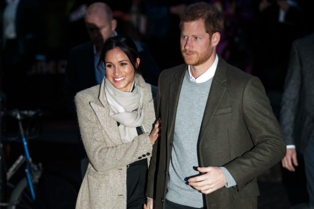 Meghan Markle apparently has some secret visits planned in London | Marie Claire