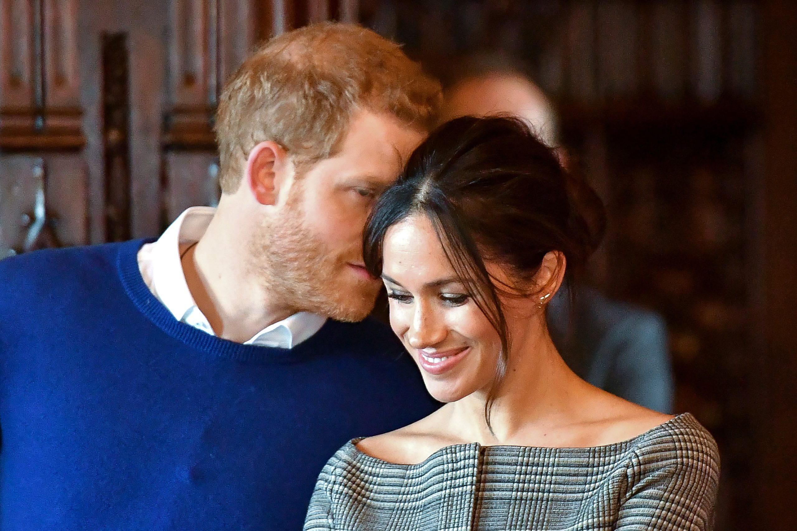 Royal men across the world are standing up for their wives following Prince Harry's example
