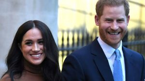 Harry and Meghan new home