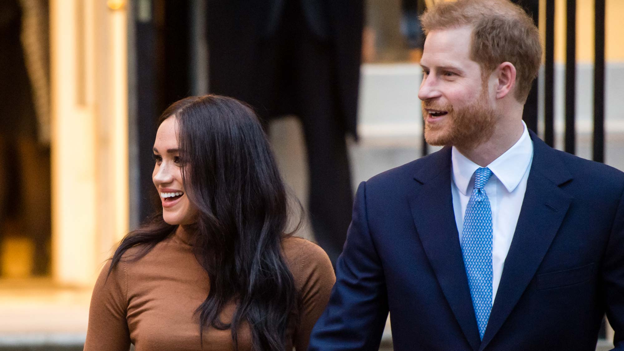 Meghan and Harry issue statement confirming they are scrapping the 'Sussex Royal' brand | Marie Claire