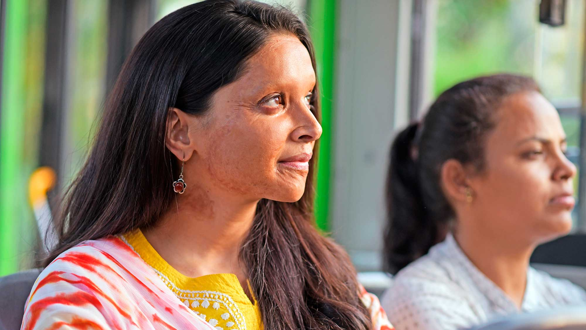 #useyourvoice Laxmi Agarwal: 'He destroyed my face with acid so nobody would love me... but now I'm making my country a safer place ' | Marie Claire