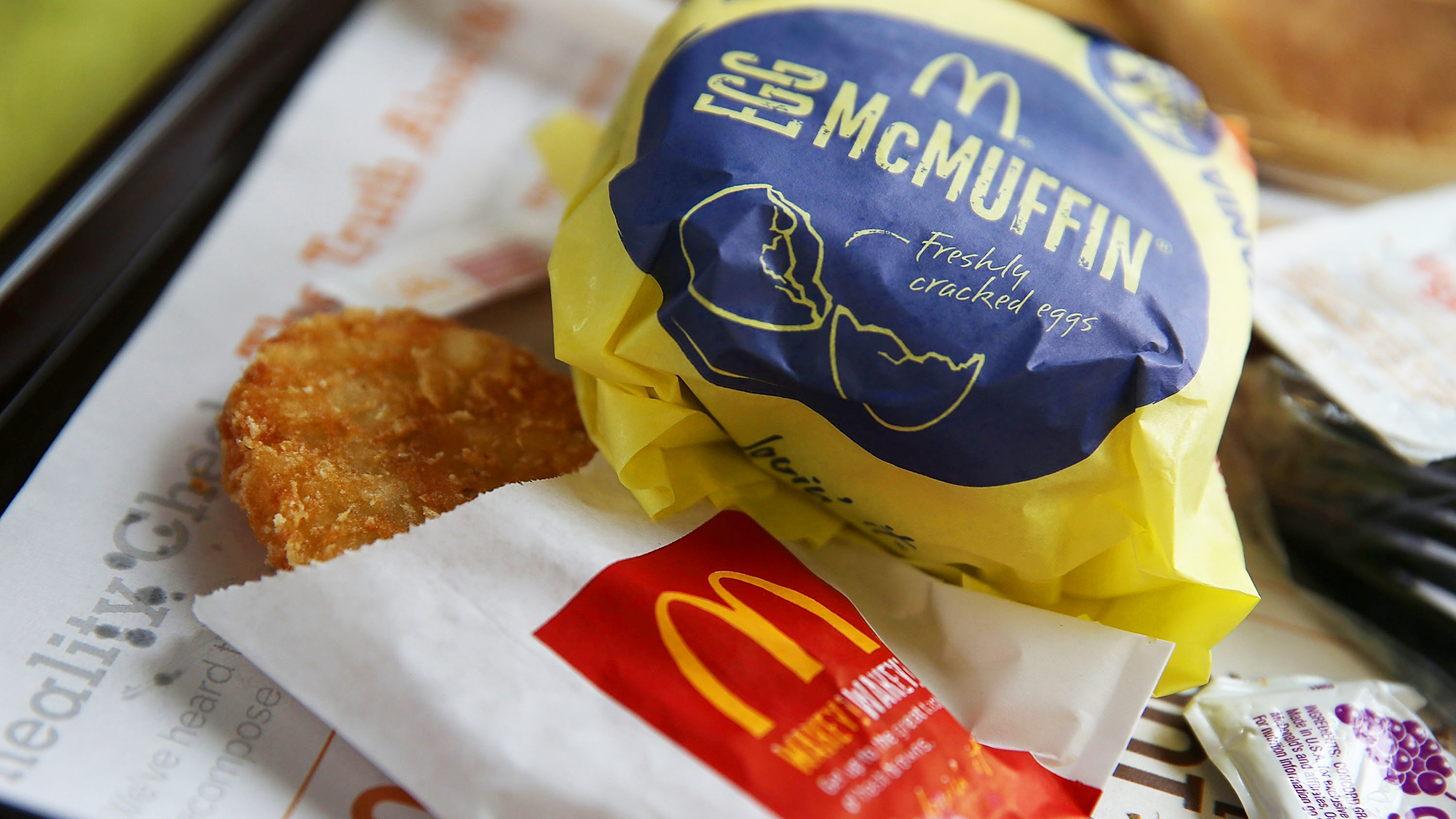 McDonald's has shared the official Sausage and Egg McMuffin recipe to recreate at home   Marie Claire