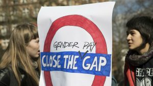 gender pay disparity