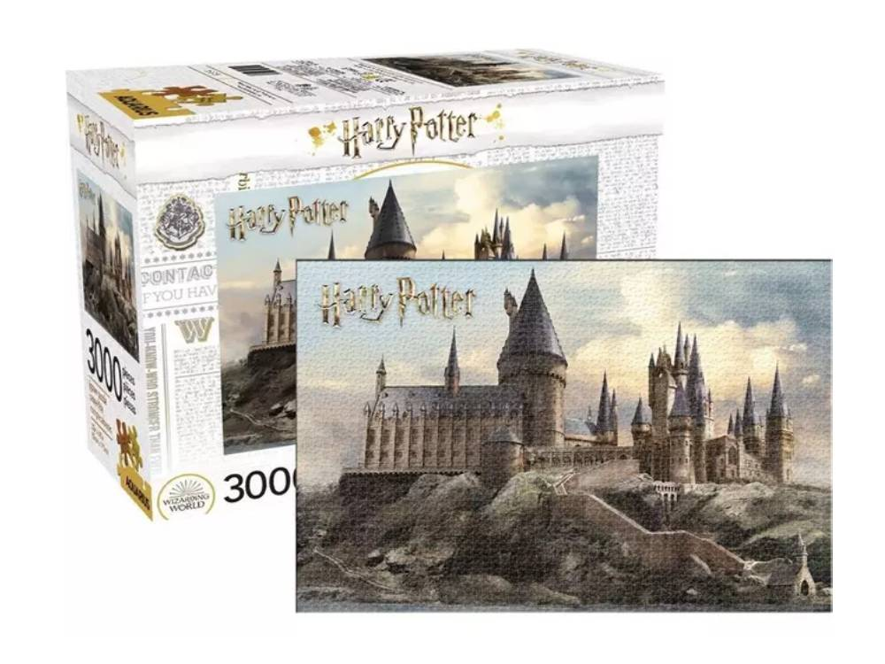 A 40,000 piece Disney puzzle exists and