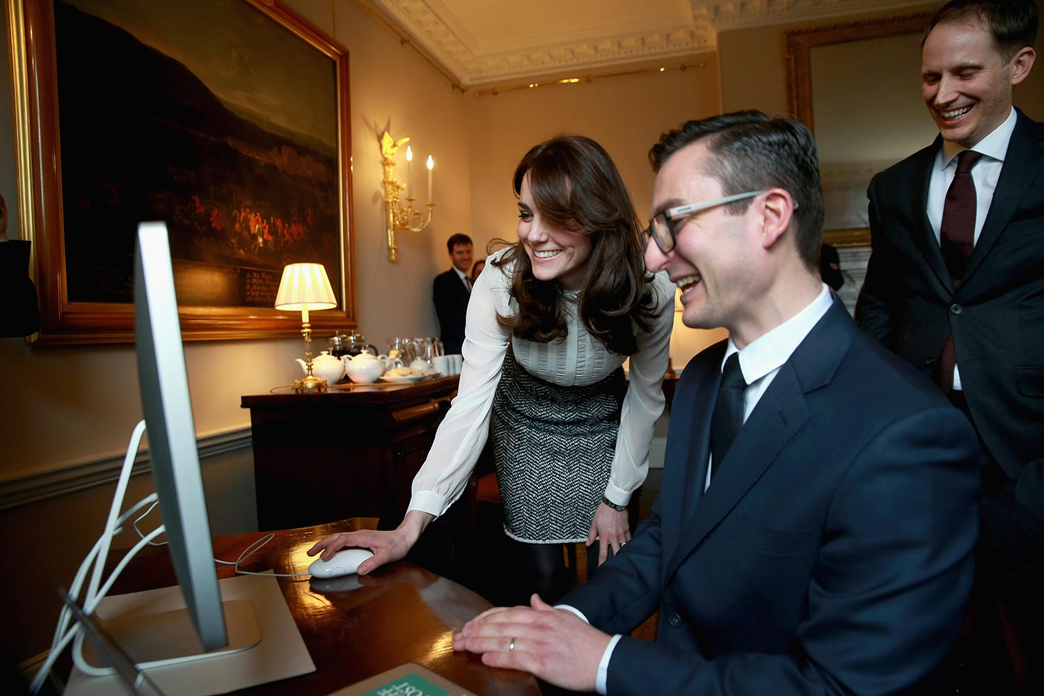 inside prince william kate middleton home