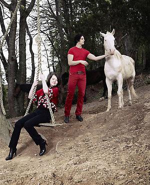 The White Stripes White Blood Cells Nme