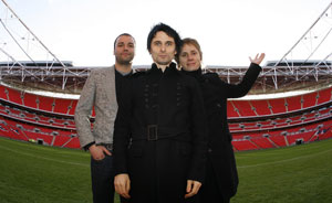 Muse at Wembley Stadium | The Noisy Vuvuzela