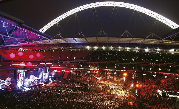 Muse at Wembley Stadium, June 2007 - NME