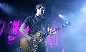 Ash at Wawrick University.23rd February 2007Credit: James Quinton / NME