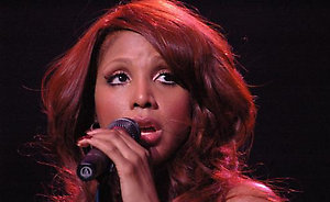 ** FILE ** Singer Toni Braxton performs at Constitution Hall in Washington on March 11, 2006. Braxton knows that with many of today's stars at least a decade younger than her, she has to tour to maintain her career. (AP Photo/Oscar Wells Gabriel II)