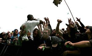 Lethal Bizzle bottled at Download Festival - NME