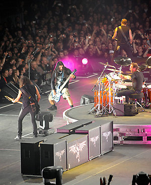 metallica royal arena live