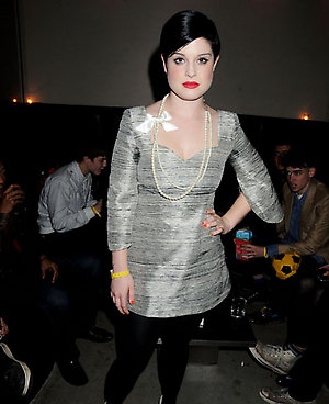 72a703eb The Diesel xXx Creative Experiment Party. Kelly Osbourne at Diesel's Dirty  Thirty ...