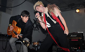 The Diesel xXx Party, The Creative Experiment, at the Matter, London, Britain, 11 Oct 2008