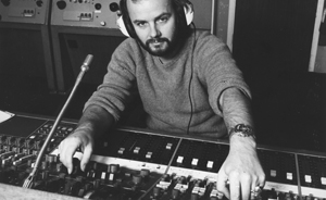 Picture Shows:  John Peel
