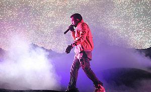 Kanye West Live In Concert - London