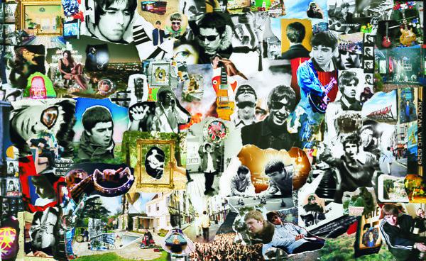Oasis Album Artwork By Michael Spencer Jones Nme