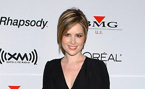 Dido attends a pre-Grammy party hosted by Clive Davis at The Beverly Hilton Hotel.