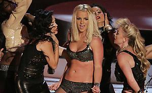 Brittany love stripper vide