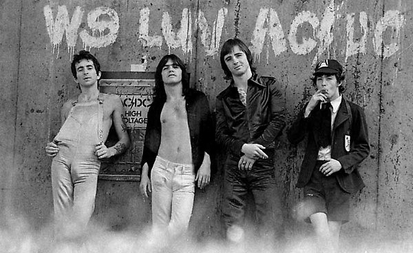 AC/DC – The Stories Behind The Songs