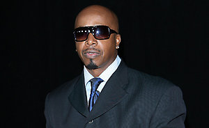 MC Hammer arrives for the 4th Annual Peapod Foundation Benefit Concert at the Avalon Club, Los Angeles.