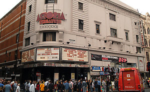 * LEGENDARY LONDON VENUE ASTORIA TO CLOSE