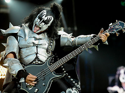 When Rock Stars Bite Angry Gene Simmons Nme